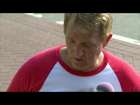 Senator Jeff Flake speaks about congressional baseball game shooting