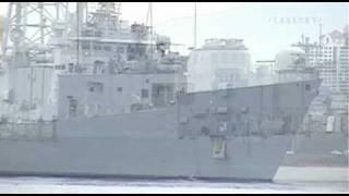 Us Navy: Uss Thach 2012 San Diego