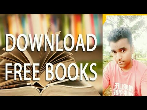 How To Download Any BOOK quickly & FREE E-book