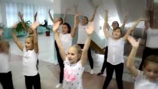 Флэшмоб-танец РДШ Лицей 7 г. Саяногорск