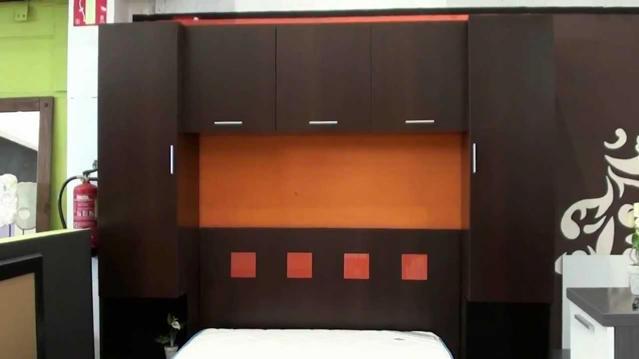 Dormitorio puente juvenil 2271 youtube for Dormitorios ahorro total