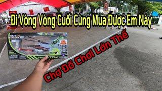 Chợ Đồ Chơi Trẻ Em Lớn Nhất Sài Gòn