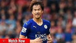Shinji Okazaki - 岡崎慎司 - Japanese Beast - Leicester City - 2016