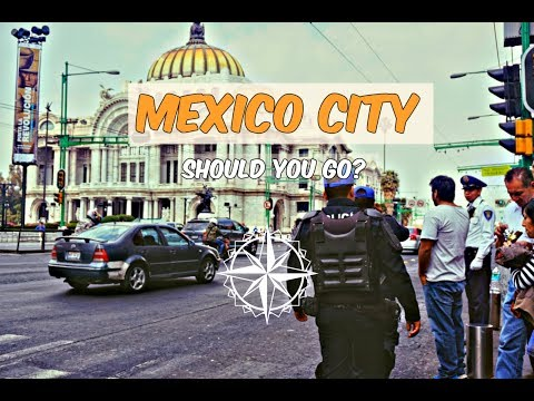 THE STREETS OF MEXICO CITY (Is it Safe? An Honest Look)