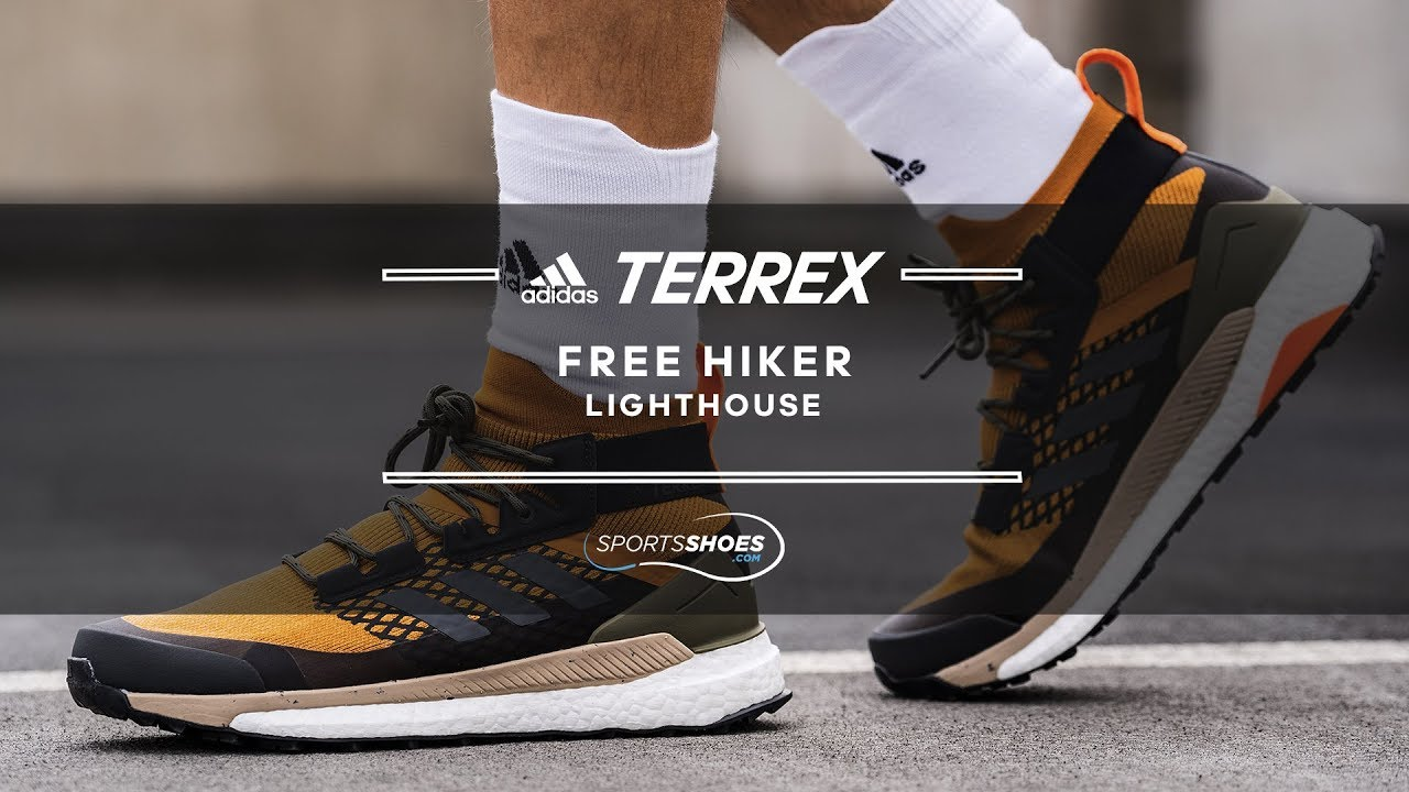 adidas terrex free hiker ultraboost boost