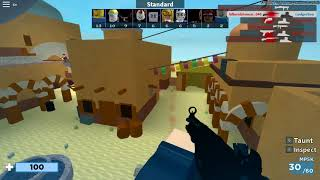 ROBLOX ARSENAL FULL MATCH #20