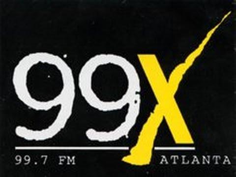 WNNX 99X Atlanta '97