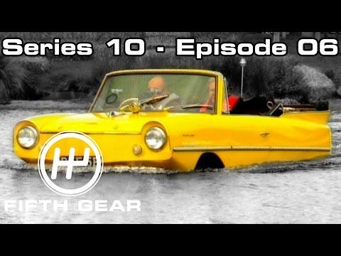 Fifth Gear: Series 10 Episode 6