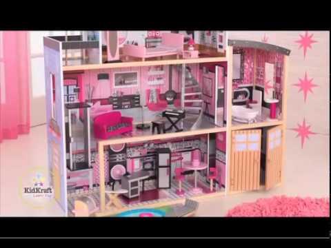 KidKraft Dockhus Sparkle Mansion