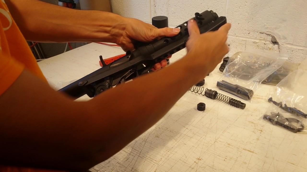 Sterling Machine Gun Part 1