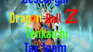 Dragon ball z tenkaichi tag team para android (emulador psp) Mp3