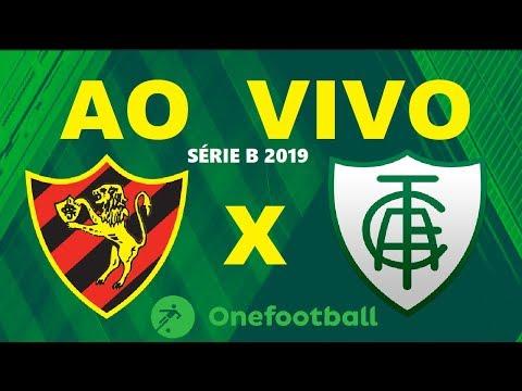 SPORT 0 X 2 AMERICA AO VIVO - BRASILEIRÃO  2019 - NARRAÇÃO