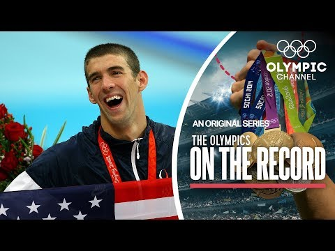 Download Youtube: Michael Phelps' Record Breaking Eight Gold Medals in Beijing | The Olympics on the Record