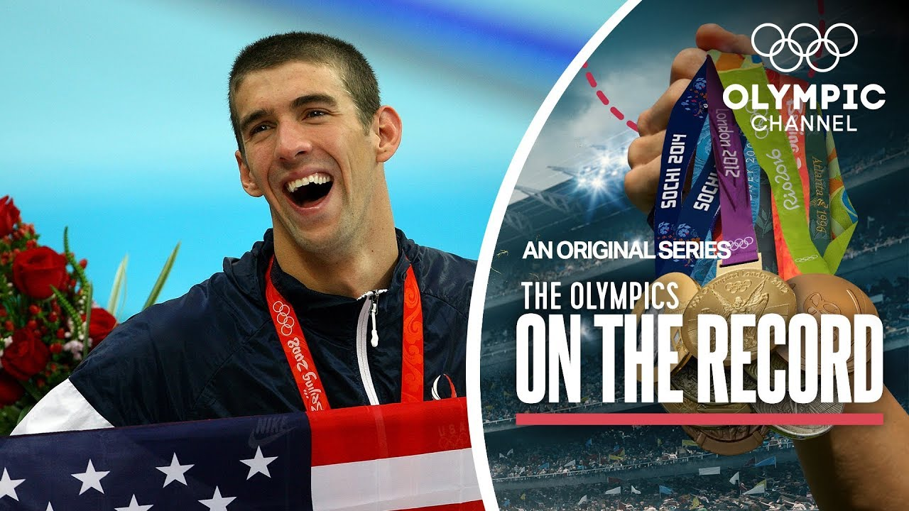 Michael Phelps\' Record Breaking Eight Gold Medals in Beijing   The ...
