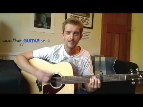 EASY 3 Chords Song # 4 | Blowin in the wind (Bob Dylan) Play TEN songs with 3 EASY guitar chords