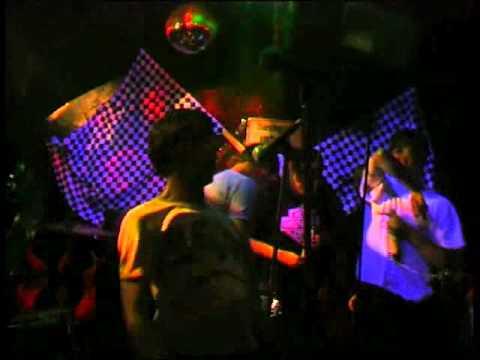 The Cellophane Suckers - Mannheim Magic8Ball - 31.03.2001