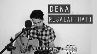 DEWA19 - RISALAH HATI (COVER BY ALDHO) MP3