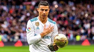 The Year Ronaldo Won His Last Ballon D'or