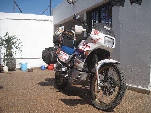 [Slow TV] Motorcycle Ride - Morocco - Taza to Mohammedia