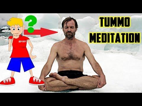 Tummo Meditation Body Heat   Inner Fire - Wim Hof Method - ठंड के दिनों में आपके शरीर को गर्म रखे