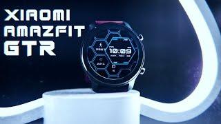 Xiaomi Amazfit GTR Обзор - 74 дня 🔥 на одном заряде!