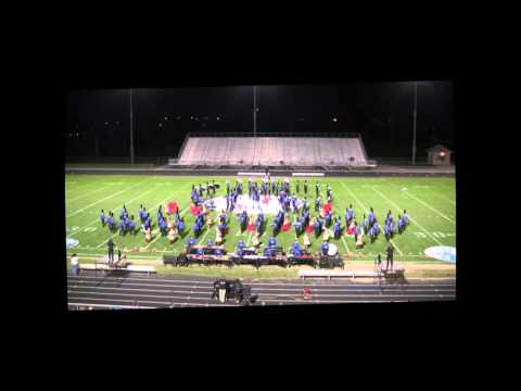 Central Crossing High School - South-Western City School District 2015 Band Showcase