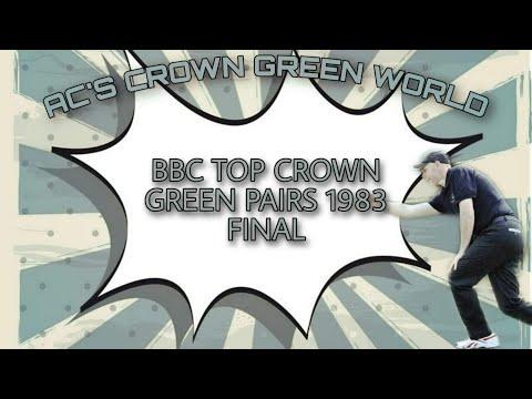 BBC Top Crown Pairs 1983 Final - Thompson & Hitchen v Strutt & Blackburn