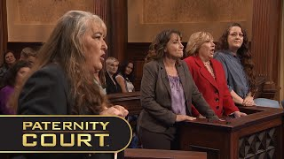 Woman Accused of Being A Delusional Troublemaker (Full Episode)   Paternity Court