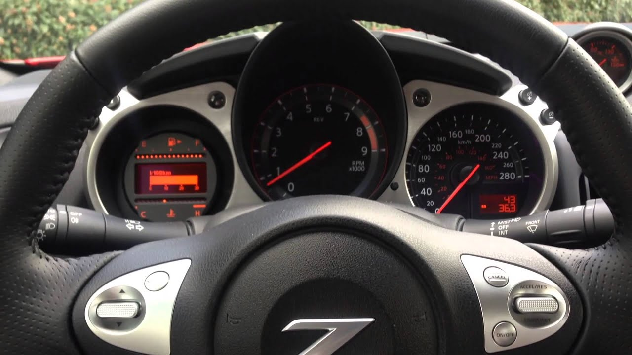 2017 nissan 370z 6 speed manual video review youtube publicscrutiny Gallery