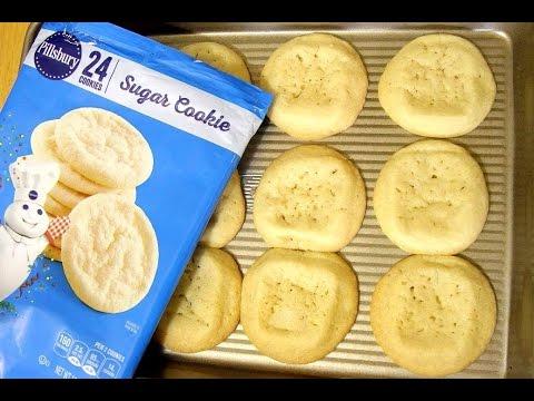 Pillsbury Ready To Bake Sugar Cookies