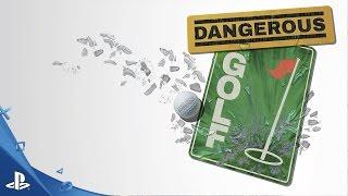 Dangerous Golf - Comedy Trailer | PS4