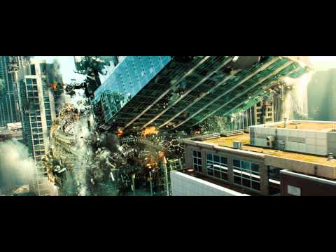 Transformers Dark Of The Moon 3D Blu-ray