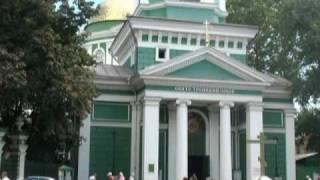 Свято-Троицкий собор Одессы(Свято-Троицкий (греческий) собор в Одессе был заложен в 1795 году митрополитом Екатеринославским и Таврическ..., 2010-09-23T11:47:14.000Z)