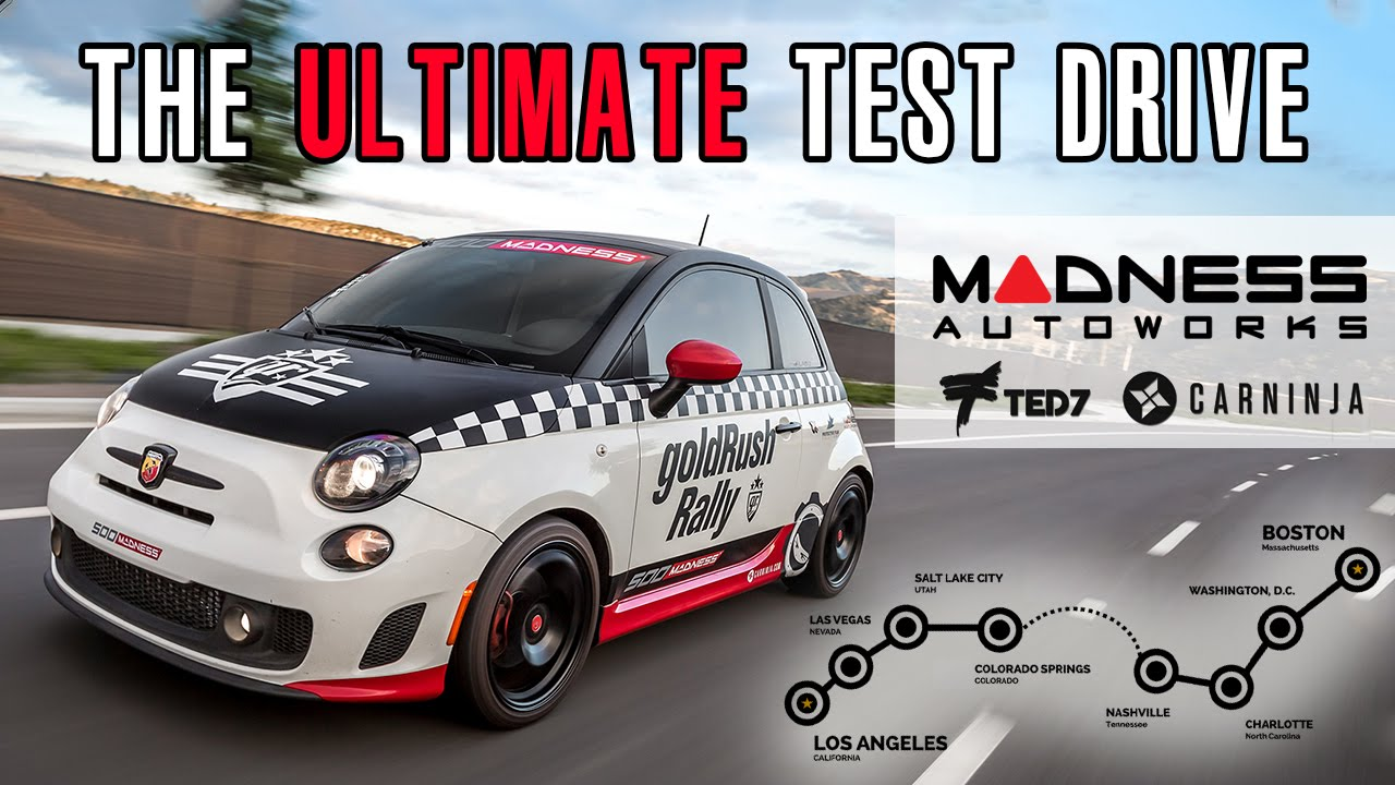 The Ultimate Test Drive with Ted7