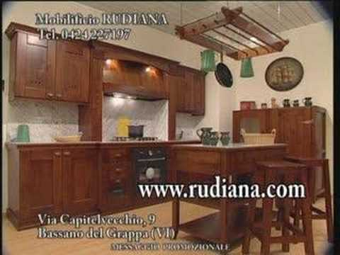 Offerte mobili arte povera Mobilificio Rudiana - YouTube