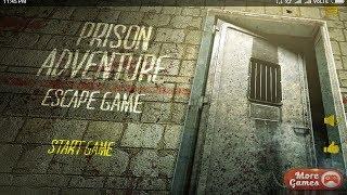 Escape game prison adventure full walkthrough part 1