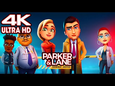 Parker Lane Criminal Justice Gameplay PC |