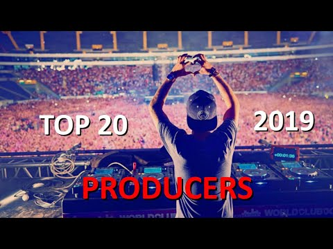 TOP 20 PRODUCERS of 2019 - voted by you!