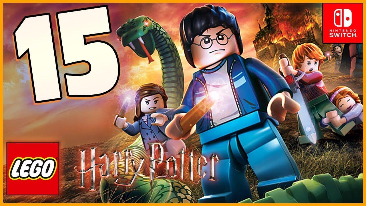 Lego Harry Potter Collection Hd Years 5 7 Walkthrough Part 15 Lovegood Lunacy Youtube
