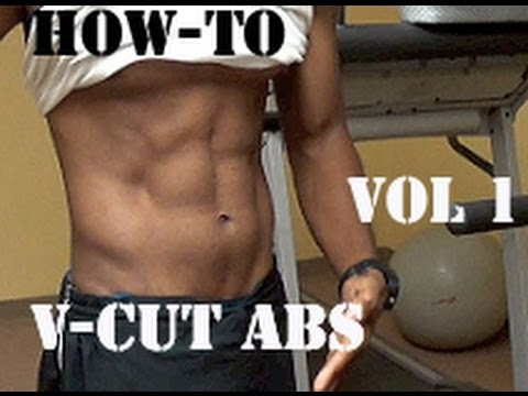 How to get v lines for guys fast