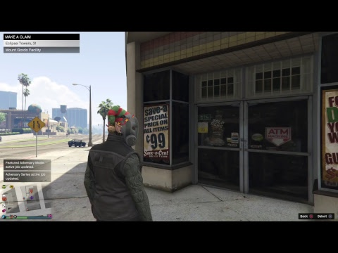 GTA5 heist roleplay and more