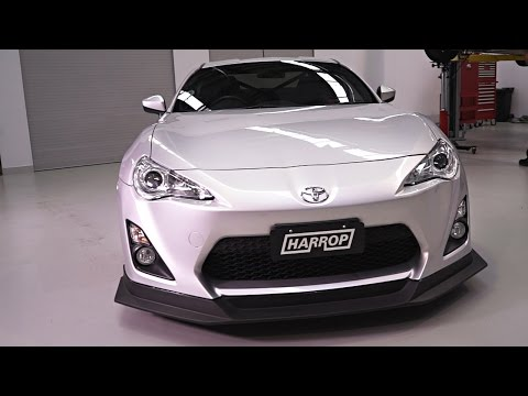 Toyota 86 Track Package | Harrop Performance Centre