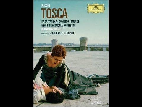 """""""Tosca"""" - Opera by Giacomo Puccini"""