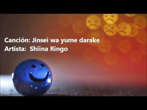 Jinsei wa yume darake - Shiina Ringo [Con letra / With lyrics]