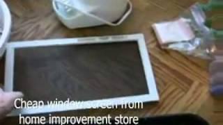 Мастер-класс: создаем бумага ручной работы(http://creative-handmade.org - Все о ручной работе и DIY., 2010-08-22T14:25:02.000Z)