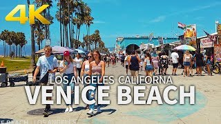 LOS ANGELES - Venice Beach, Los Angeles, California, USA, Travel, 4K UHD