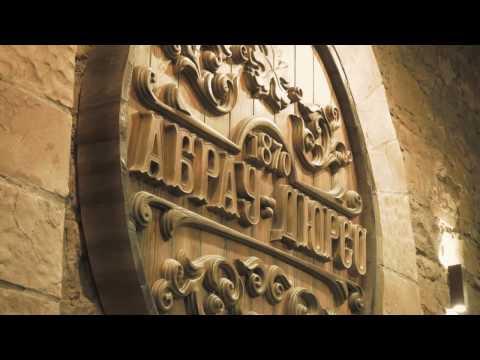 АБРАУ-ДЮРСО: шампанское, экскурсия и подвалы