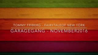 GarageGang - November2016 - Tommy Friberg - Fairytale Of New York