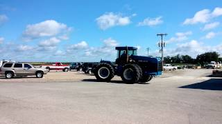 Big Iron Online Auctions 9-23-15 New Holland 9482 4WD Tractor