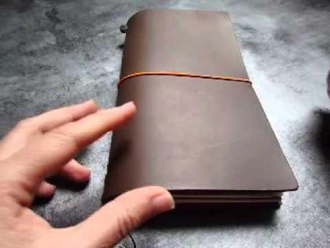 Midori Traveler's Notebook Présentation Et Avis